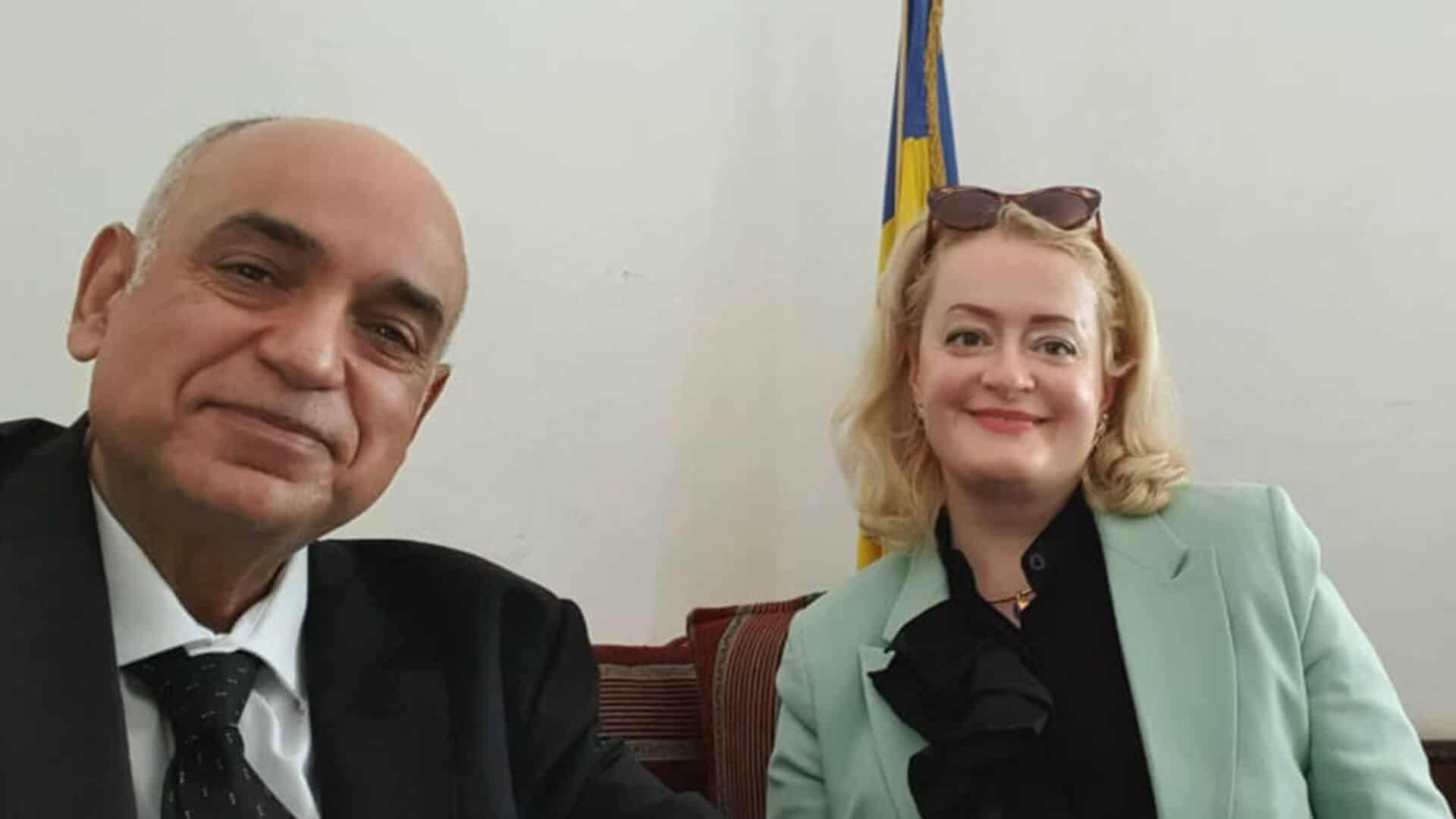 BUC - News - Cooperation Protocol Between the Ukrainian Embassy and BUC - 3